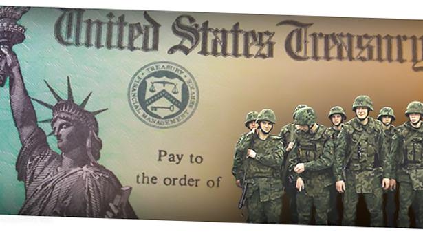 Shutdown & Military Pay