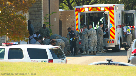 Fort Hood Lockdown