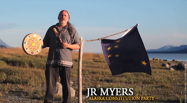 Alaska Elections 2014: JR Myers
