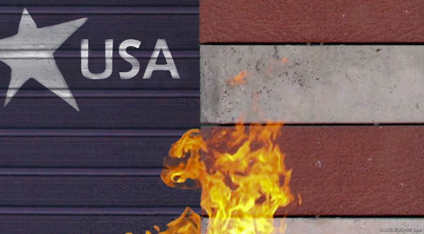 Self-Immolation: Is the USA Headed the Same Way as Greece?