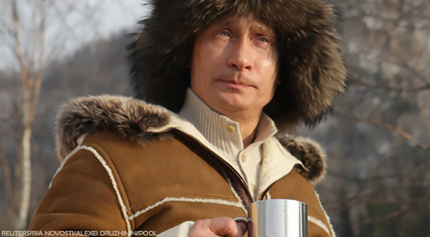 A Side of Putin