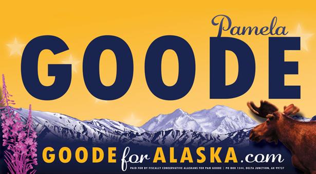 Goode for Alaska