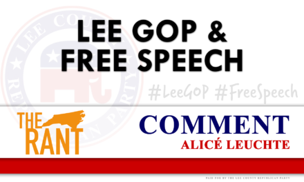 Lee GOP & Free Speech | Lee GOP