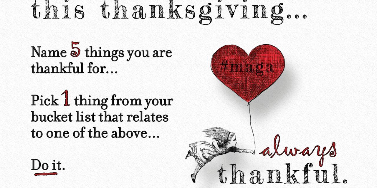 Always Thankful ❤